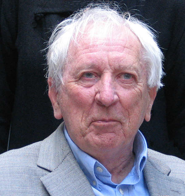 Tomas Tranströmer, By Andrei Romanenko - Own work, CC BY-SA 3.0, Link