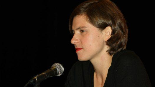 Judith Schalansky 2011 in Erlangen