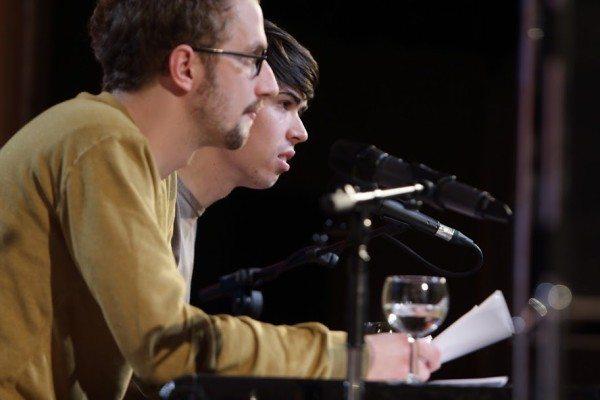 Linus Westheuser und Tristan Marquardt