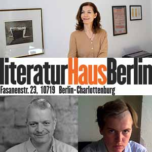 Ursula Knechel, Ulf Stolterfoht, Ann Cotten