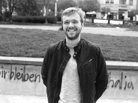 Matthias Jügler, Foto: Thomas Nauhaus