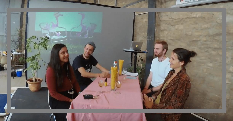 Doppeldate, Mithu Sanyal, Laura Vogt, Interview, Liebe