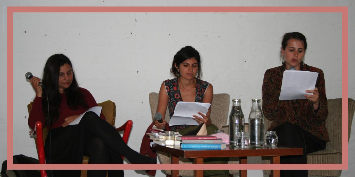 Resonanz, Mithu M. Sanyal, Shida Bazyar, Laura Vogt, Geheimnis