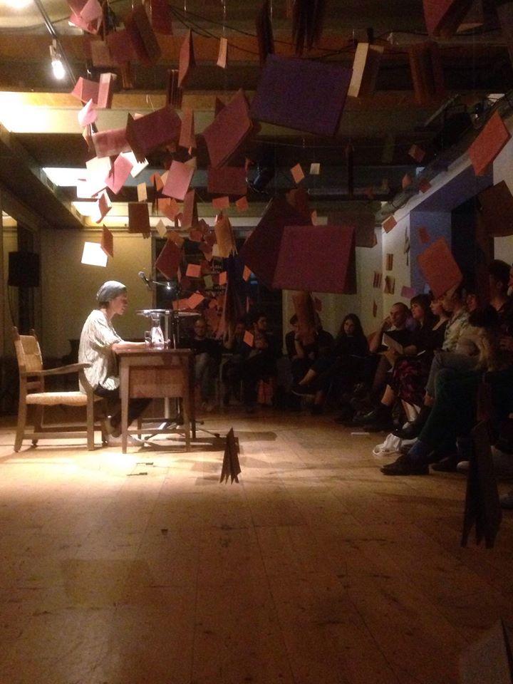 Erstsemester Poesie und Politik Festival
