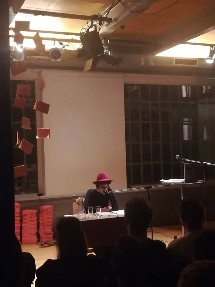 Poesie und Politik Festival